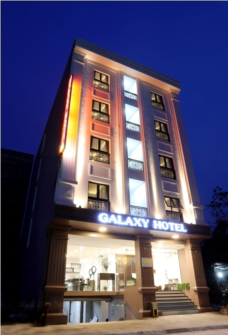 GALAXY HOTEL THAI NGUYEN