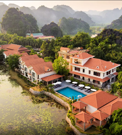 Tam Coc La Montagne Resort & Spa